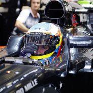 Alonso antepone la fiabilidad a la velocidad - LaF1
