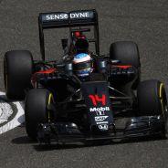 Alonso se queda fuera de los puntos en el GP de China - LaF1