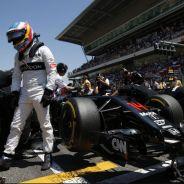 Fernando Alonso abandono en el Gran Premio de casa - LaF1