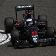 Alonso rebaja el optimismo sobre el rendimiento de McLaren en Mónaco - LaF1