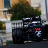 Alonso no estaba contento con el equilibrio del coche - LaF1