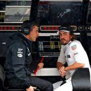 Fernando Alonso espera poder volver a la competición este fin de semana - LaF1