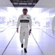 Alonso vuelve a la acción tras el accidente en Australia - LaF1