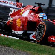 Fernando Alonso durante los Libres de Suzuka - LaF1