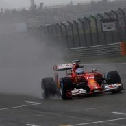 Fernando Alonso y su F14 T han terminado en quinta posición - LaF1