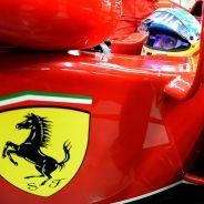 Fernando Alonso en el Gran Premio de Singapur - LaF1