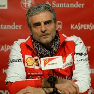 Maurizio Arrivabene, hoy en Barcelona - LaF1