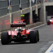 Los problemas de las cajas de cambios están perjudicando a las opciones de Ferrari al Título - LaF1