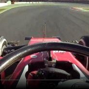 Fotograma del vídeo compartido por la Fórmula 1 - LaF1