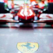 El SF15-T en el garaje durante los test de Jerez - LaF1