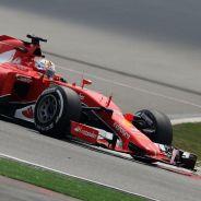 Sebastian Vettel en China - LaF1.es