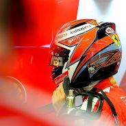 Kimi Räikkönen en el Marina Bay - LaF1