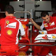 Rumor: Ferrari y Red Bull correrán con tres coches en 2015 si Caterham y Marussia desaparecen - LaF1
