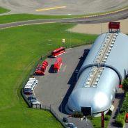 Fotografía del circuito de Fiorano, donde la Scuderia rodó este pasado miércoles - LaF1