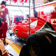 Ferrari enciende su motor por primera vez esta temporada - LaF1