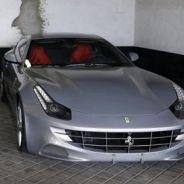 Hacienda subastará dos Ferrari FF del Rey Juan Carlos