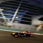 Red Bull en el pasado Gran Premio de Abu Dabi - LaF1