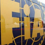 Camión de la FIA - LaF1