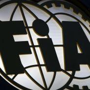 Logotipo de la Federación Internacional de Automovilismo - LaF1