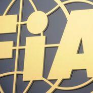 Logo de la FIA - LaF1