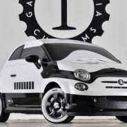 Este Fiat 500e recuerdan a los soldados imperiales de Star Wars - SoyMotor