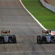 Force India sólo superó a Haryanto en Baréin - LaF1