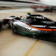 Force India supera los crash-test de la FIA - LaF1