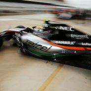 Force India supera los crash-test de la FIA - LaF1