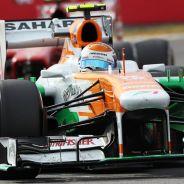 Adrian Sutil en el pasado Gran Premio de Corea - LaF1