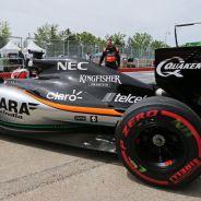Force India presentará su nuevo coche el 22 de febrero a las 8:30 - LaF1