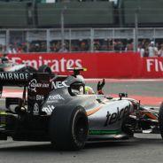 Force India cambiará de colores y de nombre ante la llegada de Aston Martin - LaF1