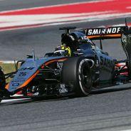 Force India tiene todo listo para estrenar su nuevo monoplaza en Montmeló - LaF1