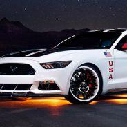 El Ford Mustang que mira a la luna - SoyMotor