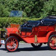 El Ford Model T de 1909 es una de las joyas del Museo Toyota - SoyMotor