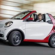 Smart Fortwo cabrio 2016, tres coches en uno -SoyMotor