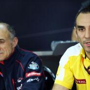 Cyril Abiteboul cree que Renault dará un paso adelante en 2016 - LaF1