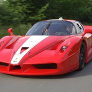 El Ferrari FXX es uno de los tres modelos del Programa XX - SoyMotor