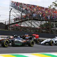 En Force India se han propuesto superar a Williams la próxima campaña - LaF1