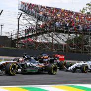 Así quiere estar Hülkenberg en 2016, por delante de Williams - LaF1