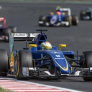 Marcus Ericsson consiguió en Hungría un décimo puesto con el que volvió a superar a Nasr - LaF1