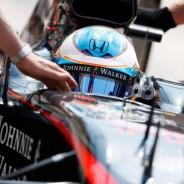 Alonso no se muestra preocupado por las restricciones de las comunicaciones en la salida - LaF1