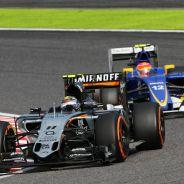 Force India y Sauber corren juntos está carrera contra los poderes del Mundial - LaF1