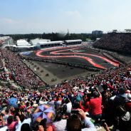La zona del estadio del Hermanos Rodríguez nos dejó una de las imágenes de la temporada - LaF1