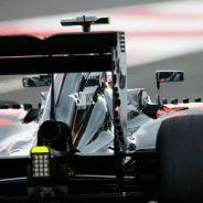McLaren aumentará la tapa de motor con respecto a la del MP4-30, pero buscarán alternativas agresivas - LaF1