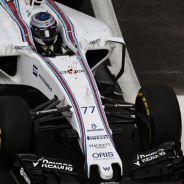 Valtteri Bottas será el primero en probar el nuevo FW38 - LaF1