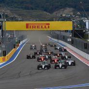 Los organizadores del GP de Rusia quieren tranquilizar a sus compatriotas - LaF1
