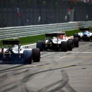 El rendimiento del turbo de las unidades de potencia se verá afectado por los 2.200 metros del circuito de México - LaF1