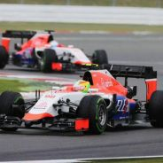 Los dos Manor en Silverstone - LaF1.es