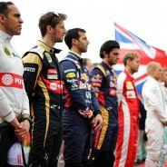 Los pilotos guardarán un minuto de silencio en Hungría por Bianchi - LaF1.es