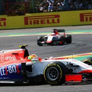 Merhi anticipa una mejora enorme de Manor en 2016 con el motor Mercedes - LaF1